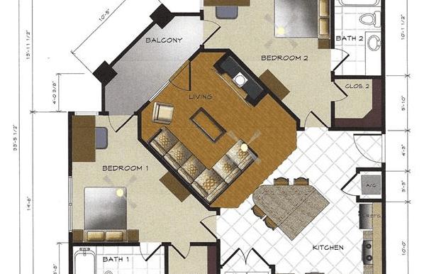 2_2_D_floor_plan