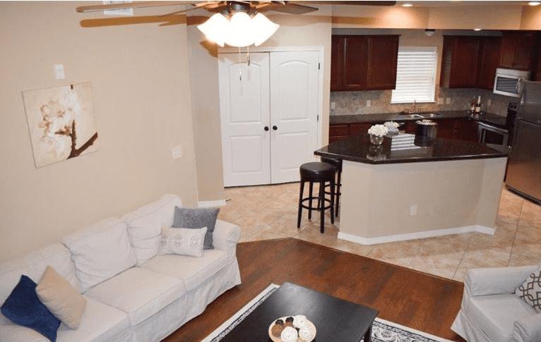 Broadstone Ranch at Wolf Pen Creek – 2 Bedrooms, 2 Bath (1041 SqFt)